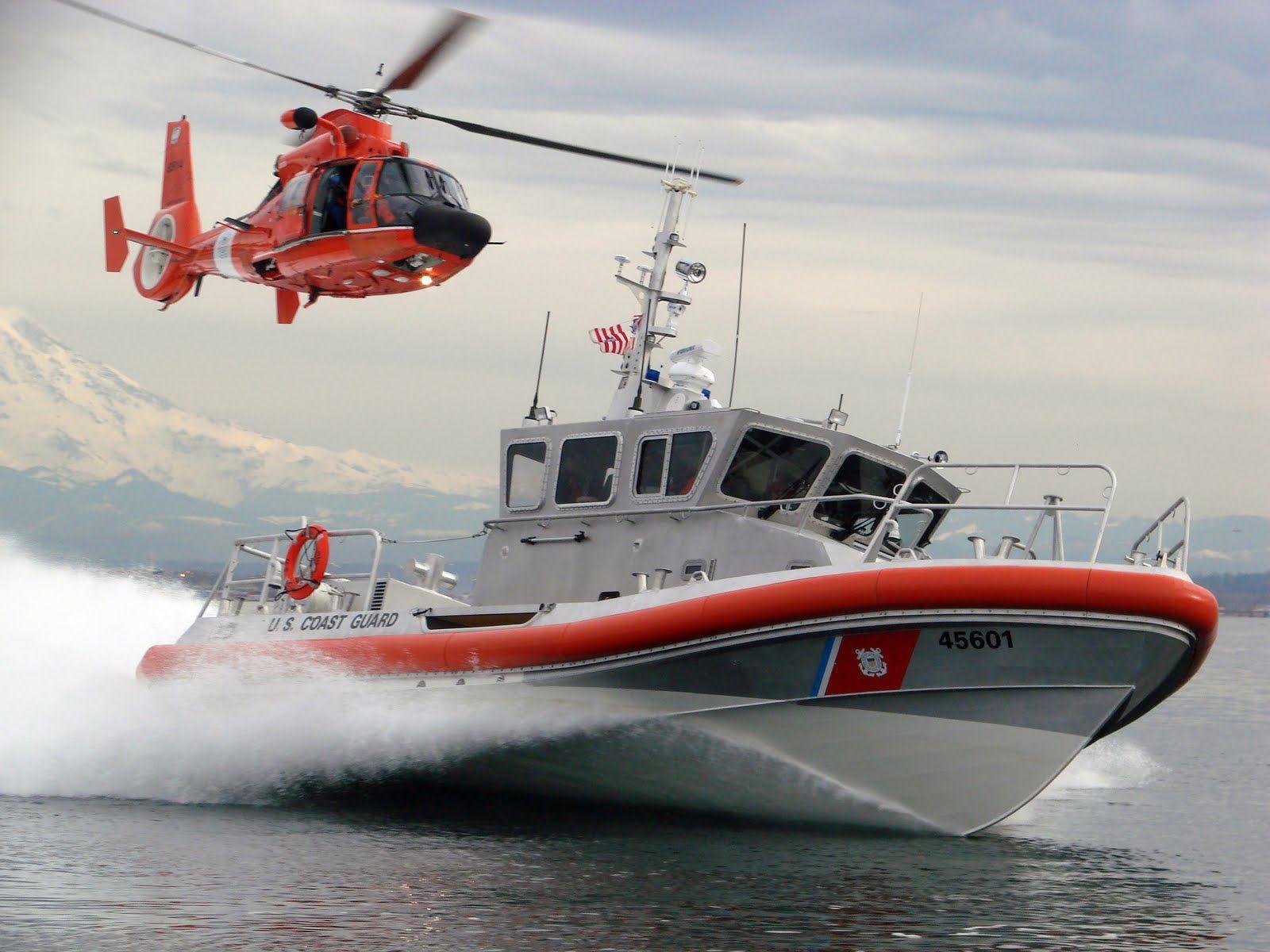United States Coast Guard Auxiliary Gig Harbor Meeting