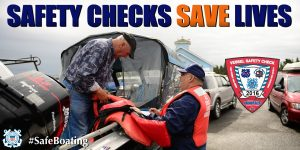 United States Coast Guard Auxiliary Free Vessel Safety Checks in Gig Harbor, WA